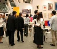 Art Fair Tokyo is bringing together almost a hundred galleries at the Tokyo International Forum from April 10 to 12. | IMAGES COURTESY OF ART FAIR TOKYO