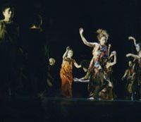 Torifune celebrate the birth of butoh's founder