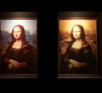 Secrets of beauty: By photographing Leonardo da Vinci's 'Mona Lisa' with a multispectral camera, scientific engineer Pascal Cotte was able to reveal the original colors and other relevations about the painting. | © PASCAL COTTE