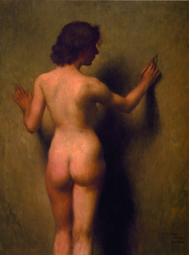 'Undressing Paintings: Japanese Nudes 1880-1945'