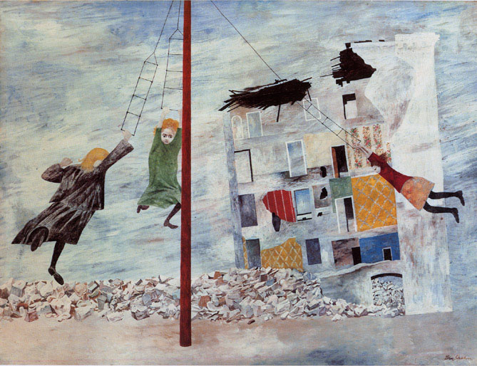 """Ben Shahn: Cross Media Artist/Photographs, Paintings and Graphic Arts"""
