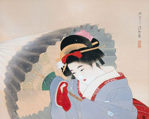 """""""New Year Exhibition: Modern Japanese Paintings"""""""