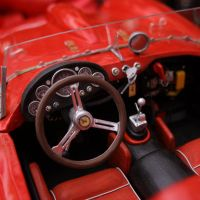 'Beauty in Miniature: Modelers of Classic Cars and Motorcycles'