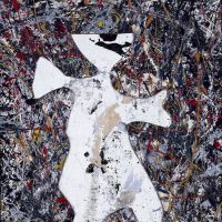 'Cut Out' (1948-58) | OHARA MUSEUM OF ART