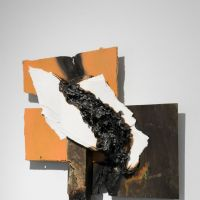 Burned out: 'Rise (test piece #02)' (2012)