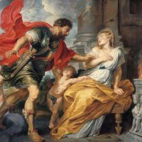'Mars and Rhea Silvia' (1616/17) by Paul Rubens | © LIECHTENSTEIN COLLECTIONS