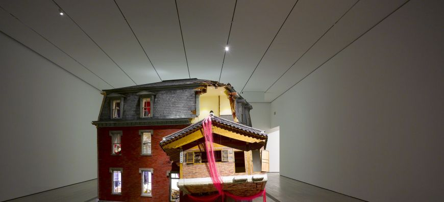 """""""Do Ho Suh: Perfect Home"""""""