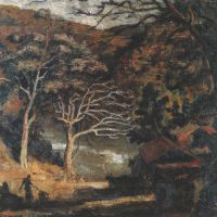 Scumbled landscapes: 'Early Spring' (1934)