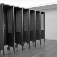 Rui Chafes' 'Ve Como Tremo' ('See How I Tremble,' 2005)      COLLECTION OF THE SERRALVES MUSEUM OF CONTEMPORARY ART © RUI CHAFES, COURTESY OF THE ARTIST