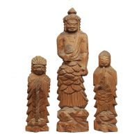 Seeing the wood for Enku's Buddhas