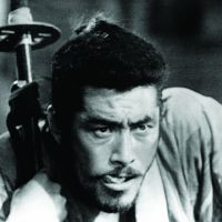 Masterpiece: Toshiro Mifune in 'Seven Samurai' (1954), directed by Akira Kurosawa. A new book looks at Kurosawa's incendiary relationship with Hollywood. | BLOOMBERG