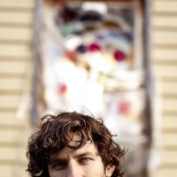 Man in the mirror: Wally De Backer, aka Gotye, is searching for a 'certain human energy' he feels is lacking from his latest album.   CYBELE MALINOWSKI