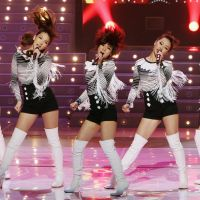Just want to dance: K-Pop group KARA has reportedly tried to distance themselves from the territorial dispute, pleasing their Japanese fans but angering some South Koreans.   KYODO