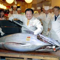 Paying a record tuna price is simply good advertising