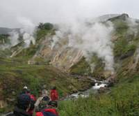 Gone are the geysers of Kamchatka