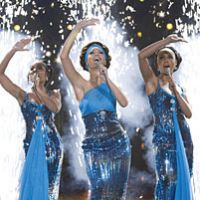From left: Anika Noni Rose, Beyonce Knowles and Sharon Leal in 'Dreamgirls' | (c)2006 DREAMWORKS PICTURES, LLC. ALL RIGHTS RESERVED.