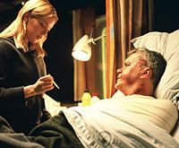 Sarah Polley and Tim Robbins in 'The Secret Life of Words'