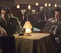 Jude Law (left) and Sean Penn in 'All the King's Men'