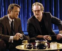Tom Hanks and Philip Seymour Hoffman in 'Charlie Wilson's War'  © 2008 UNIVERSAL STUDIOS. ALLL RIGHTS RESERVED