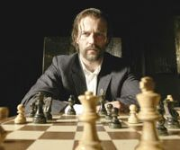 Your move: Jake Green in 'Revolver'  © 2005 EUROPACORP — REVOLVER PICTURES LIMITED