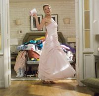 Dressed up: Katherine Heigl in '27 Dresses'  © 2008 TWENTIETH CENTURY FOX AND SPYGLASS ENTERTAINMENT FUNDING