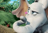 Jim Carrey supplies the voice of Horton in the latest Seuss adaptation. | © FOX, BASED ON DR. SEUSS CHARACTERS TM & © DR. SEUSS ENTERPRISES.