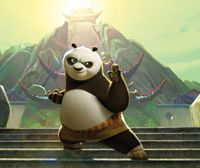 Black provided the voice for 'Kung Fu Panda.' | © KUNG FU PANDA TM and © 2007 DREAMWORKS ANIMATION LLC. ALL RIGHTS RESERVED