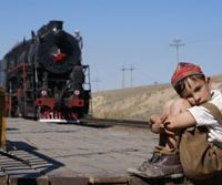 Sentimental Kazakhstan movie 'The Gift to Stalin' opened this year's festival.