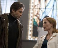 Believe it: David Duchovny and Gillian Anderson are reunited as Mulder and Scully in 'The X Files: I Want to Believe' | © 2008 TWENTIETH CENTURY FOX