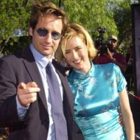 Ex files: Duchovny and wife Tea Leoni in 2001. On Oct. 15 this year, the pair announced that they had separated. | AP PHOTOAP PHOTO