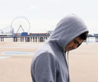 Hoodie sees heaven: Andrew Garfield in 'Boy A' | © CUBA PICTURES (BOY A) LIMITED 2007
