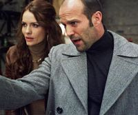 Jason Statham and Saffron Burrows in 'The Bank Job' | © 2007 BANKER STREET INVESTORS, LLC. ALL RIGHTS RESERVED