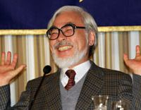 An audience with Miyazaki, Japan's animation king