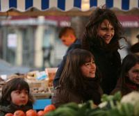 City charms: Juliette Binoche in a scene from 'Paris' | © CE QUI ME MEUT - STUDIO CANAL - STUDIO CANAL IMAGE - FRANCE2 CINEMA