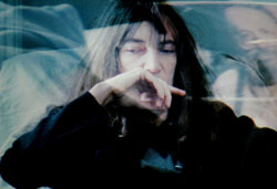 Rebel yell: Patti Smith hangs out — on film. | © 2007 EDUCATIONAL BROADCASTING CORPORATION AND CLEAN SOCKS