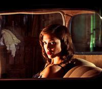 None more black: Jessica Alba as doomed prostitute Joyce in 'The Killer Inside Me.' | © 2010 KIM PRODUCTIONS, LLC ALL RIGHTS RESERVED.