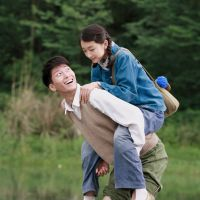 Carried away: Jing (Zhou Dongyu) falls for Sun (Shawn Dou) despite disapproval from their families.   © 2010, Beijing New Picture Film Co., Ltd and Film Partner (2010) International, Inc. All Rights Reserved.