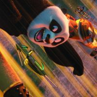 Fight club: Po (Jack Black) and pals return in CG-animated sequel 'Kung Fu Panda 2.' KUNG FU PANDA 2? & | © 2011 DreamWorks Animation LLC. All Rights Reserved.