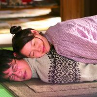 Love is the cure: Haru (Aoi Miyazaki) tries to support her husband, Tsure (Masato Sakai), as he battles with debilitating depression.   © 2011 MY S.O. HAS DEPRESSION