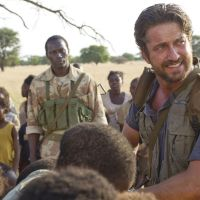 Helping hands: War in Sudan springs Sam Childers (Gerard Butler) to action in 'Machine Gun Preacher.' Ilze Kitshoff | © 2011 MGP Productions, LLC. All Rights Reserved.