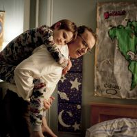 Piggybacking tragedy: Tom Hanks plays supporting man to young lead Thomas Horn in schmaltzy Oscar contender 'Extremely Loud and Incredibly Close,' set in the aftermath of the terrorist attacks of Sept. 11, 2001. | © 2011 WARNER BROS. ENTERTAINMENT INC.