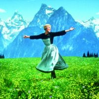 The theaters are alive: 'The Sound of Music' is one of 50 classic films showing as part of a nationwide 10 a.m. screening campaign by Toho Cinemas. | (C) 1965 TWENTIETH CENTURY FOX FILM CORPORATION AND ARGYLE ENTERPRISES