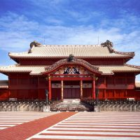 Sunshine citadel: Okinawa has plenty of sites for festivalgoers. Shuri Castle is one of Naha's proudest landmarks, and is a registered World Heritage Site. | SHURIJO CASTLE PARK