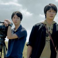 Film within a film: Set in Niigata Prefecture, 'Ano Sora no Ao (Halcyon Skies)' embraces elements of old-school independent filmmaking, minus the shaky-cam. | © 2012 'halcyon skies' production committee