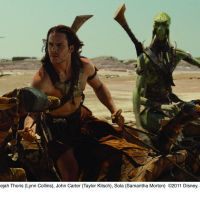 Get 'Carter': Taylor Kitsch (center) stars in Disney's biggest ever flop film, 'John Carter,' based on a series of books by Edgar Rice Burroughs. | ©2011 Disney. JOHN CARTER? ERB, Inc.