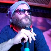 Crossing the line: Oscar nominee Joaquin Phoenix announced in 2008 that he was quitting acting to become a rapper. He later admitted from behind a bushy beard that this was a prank, and the resulting documentary, 'I'm Still Here,' comments on the pitfalls of fame. | © 2010 Flemmy Productions, LLC