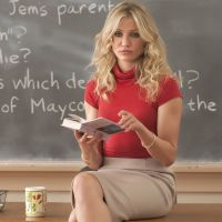 No class: Elizabeth (Cameron Diaz) in 'Bad Teacher.' | © 2011 Columbia Pictures Industries, Inc. All Rights Reserved.