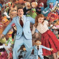 Strings attached: The Muppets make their big-screen return, alongside human chums Gary and Mary (Jason Segel and Amy Adams), in an Oscar-winning musical movie titled simply 'The Muppets.' | © Disney Enterprises, Inc. All Rights Reserved.