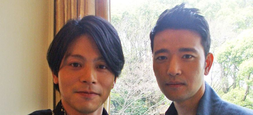 'Michi' actors Yoshizawa and Bae learn from their characters that experience is key to understanding