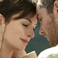 The crying game: Friends and could-be lovers Emma (Anne Hathaway) and Dexter (Jim Sturgess) honor an agreement made as teens to meet every year on a certain date in 'One Day.' | ©2011 Focus Features LLC. All Rights Reserved.